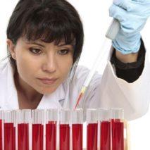 проведение анализа крови